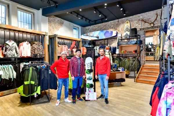 Snowboardabteilung-2